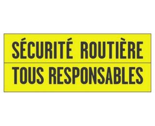 sécurité routière 320x260