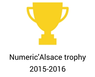 Numeric'Alsace trophy