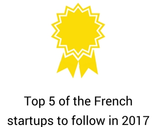 Top 5 french startups to follow